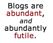 96 Percent of blog will fail